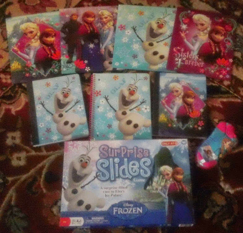 e21a0981cae Extreme Couponing Mommy: Disney Frozen Target Shopping Trip Tuesday ...