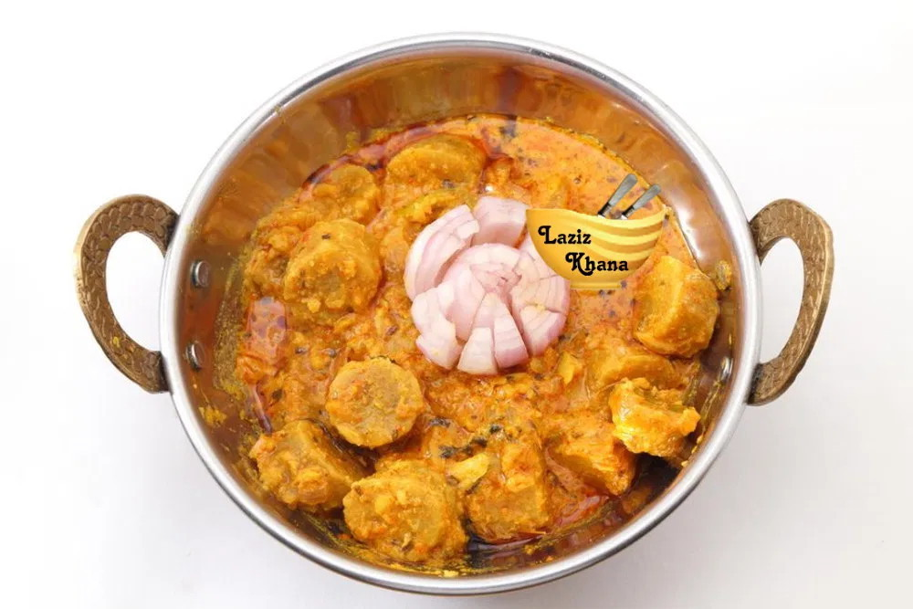 Besan Ke Gatte Recipe in Hindi