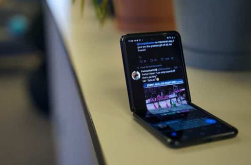 Samsung wants to lower the price of foldable phones