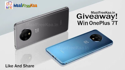 OnePlus 7T Giveaway