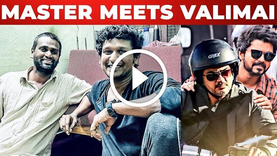 எதற்க்காக ரொம்ப வருஷம் கழிச்சு Vinoth Anna-வ Meet பண்ணியிருக்கேன்'- Director Lokesh Opens up..