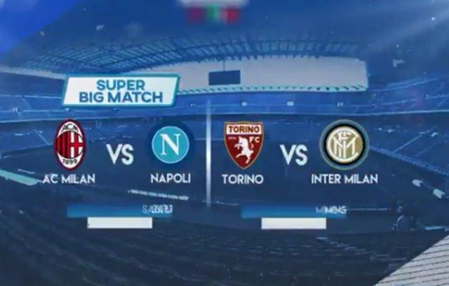 AC Milan Vs Napoli - IGrctisports