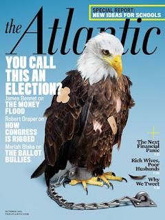 subscription to the atlantic magazine