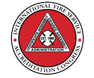 International Fire Service Accreditation Congress  (IFASC) logo