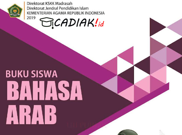 Buku Bahasa Arab Kelas 4 Mi Kurikulum 2013 Revisi 2019 TERBARU PDF