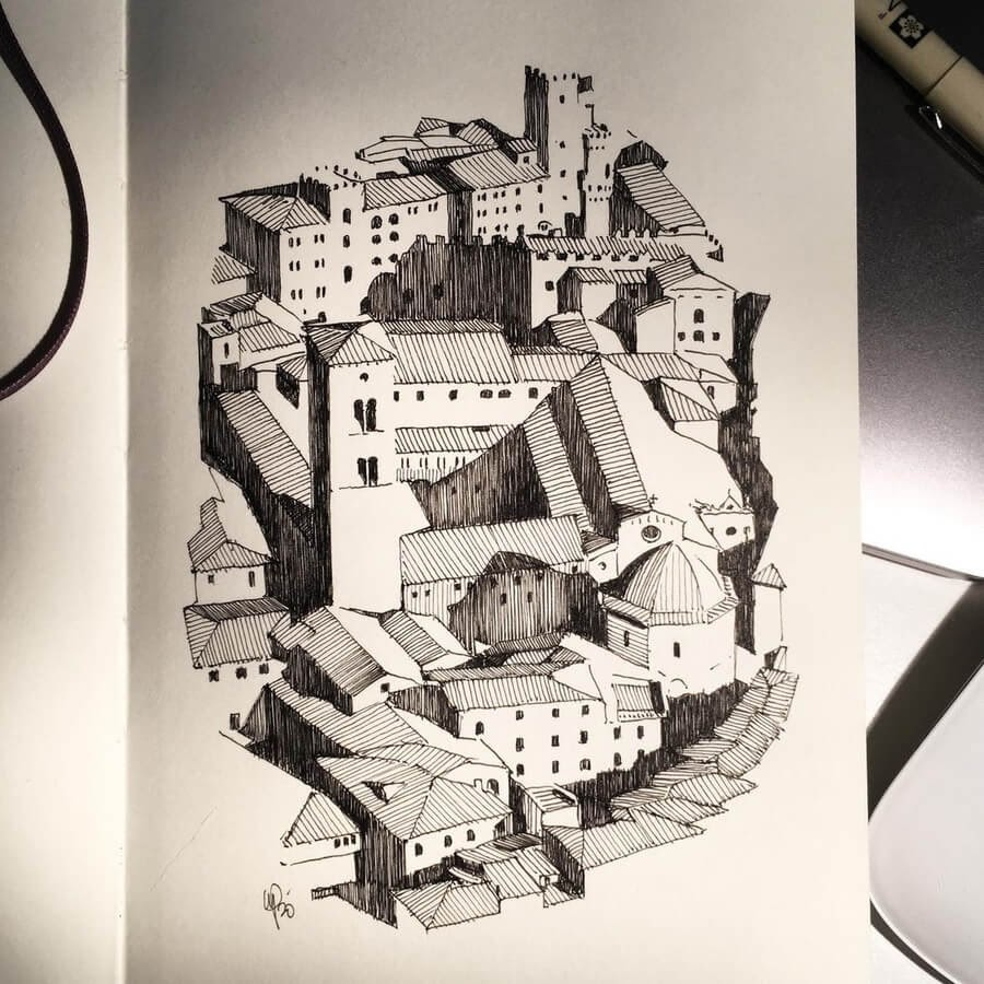 05-Tightly-packed-town-Mark-Poulier-www-designstack-co