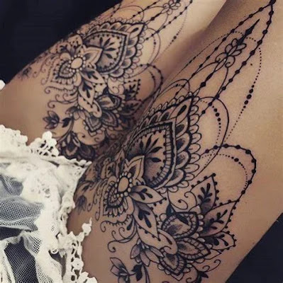 Cool & Realistic Tattoos for Women