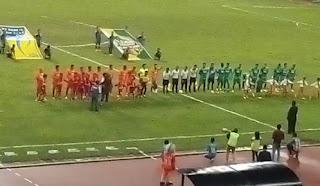 Taklukkan Borneo FC, Sriwijaya FC ke Final PGK 2018