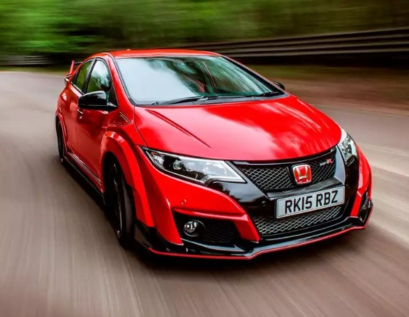 Reviewing The Honda Civic Type R