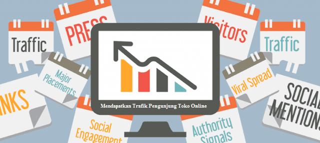 Cara Mudah Meningkatkan Trafik Pengunjung Blog