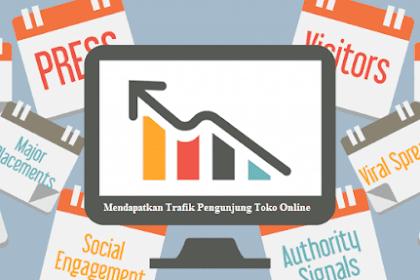 10 Cara Ampuh Meningkatkan Trafik Blog atau Website