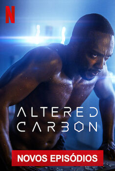 Altered Carbon 2ª Temporada Torrent – WEB-DL 720p Dual Áudio