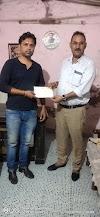 अरुण सैनी को जजपा गुरुग्राम का हल्का अध्यक्ष बनने पर कार्यकर्ताओं में खुशी का माहौल