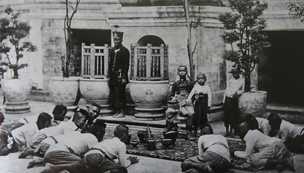 Prince Chulalongkorn, A.D.1866