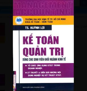 Kế Toán Quản Trị - Dùng Cho Sinh Viên Khối Ngành Kinh Tế ebook PDF EPUB AWZ3 PRC MOBI