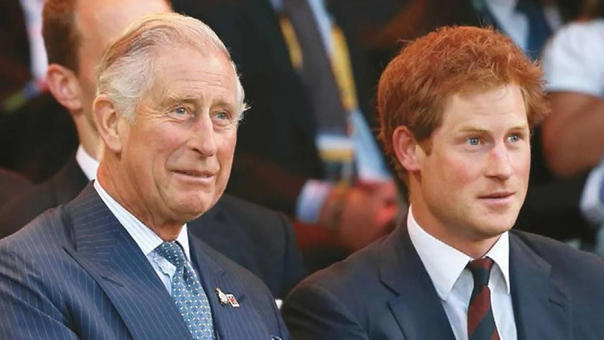 """El príncipe Harry dice que su padre le trajo """"dolor y sufrimiento"""""""