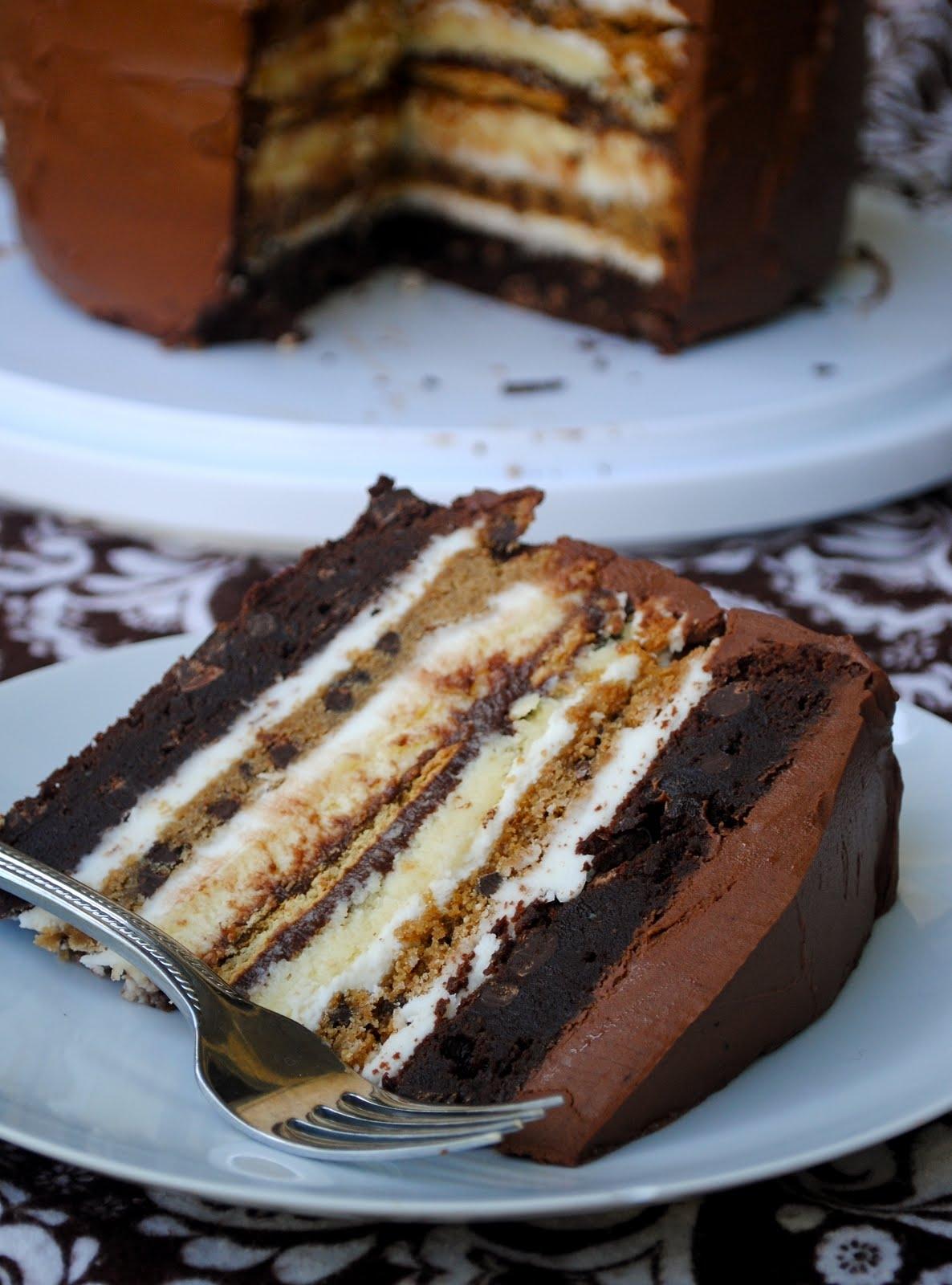 Paleo S Mores Cake