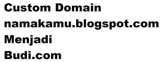 10 Manfaat Custom Domain Pakai Nama Sendiri