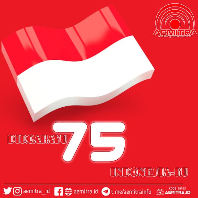 DIRGAHAYU INDONESIA-KU