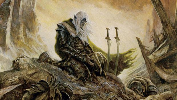 Drizzt Do'Urden y la evolución de Dungeons & Dragons - Drizzt Caído