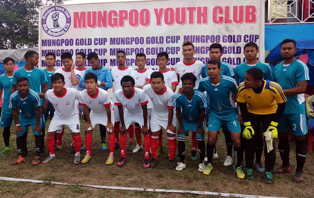 Sikkim Boys Vs North Bengal Armed Police Mungpoo Gold Cup