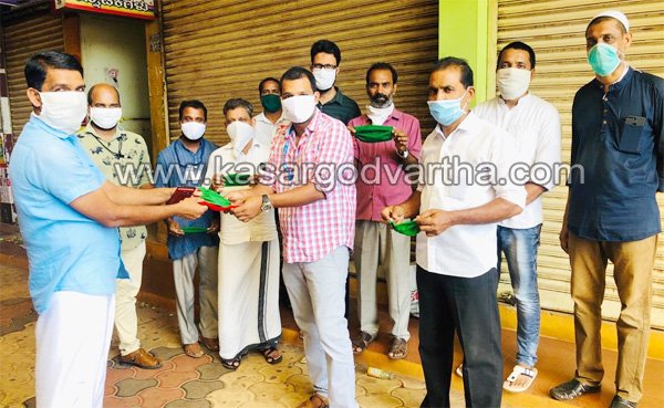 Kerala, News, Free Mask Distribution