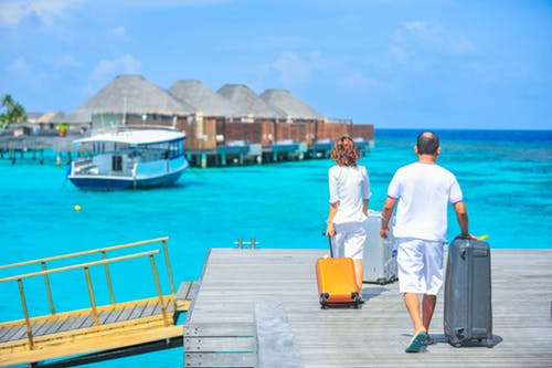 Lux * Maldives Hotel