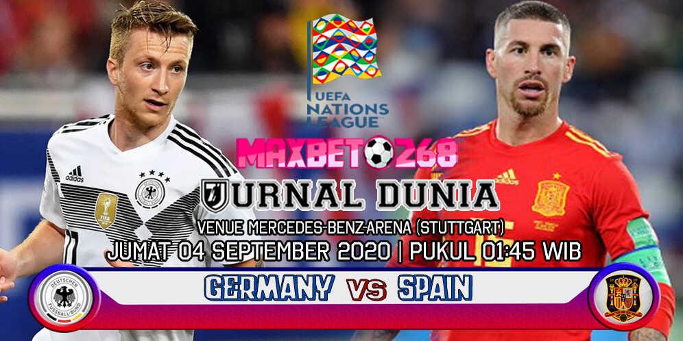 Prediksi Jerman Vs Spanyol 04 September 2020 Pukul 01.45 WIB