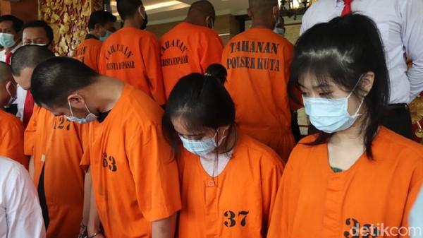 Ini Penampakan Selebgram Syiva Angel yang Ditangkap terkait Narkoba