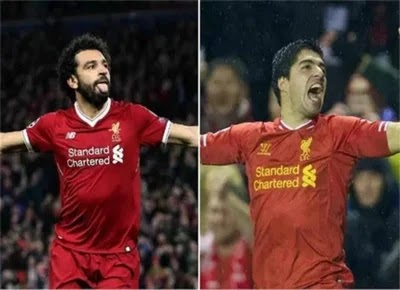Liverpool is considering restoring Luis Suarez ... and Mohamed Salah, the key to the deal