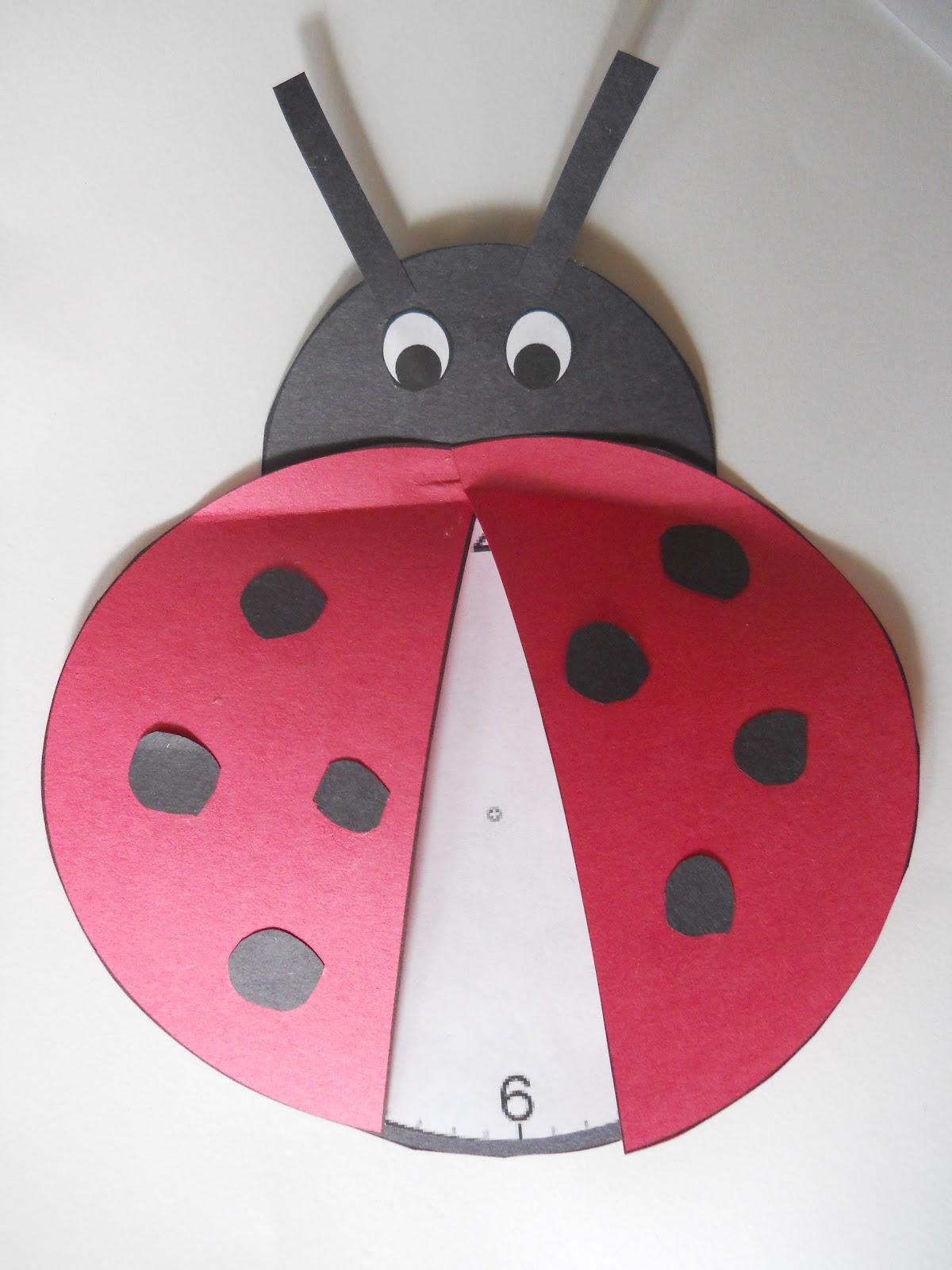 Mrs T S First Grade Class Ladybugs