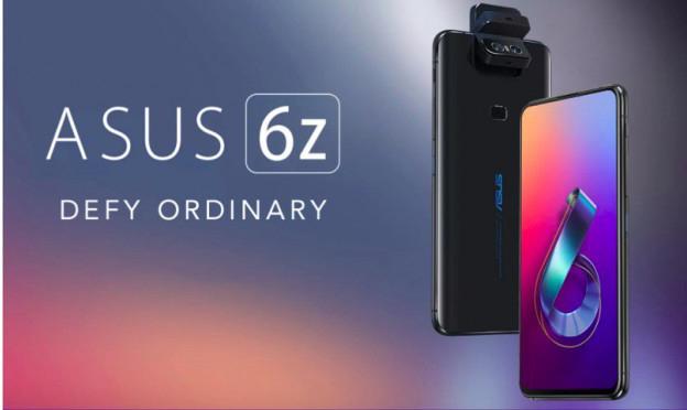Asus 6 लॉन्च होने से पहले बदला नाम : Asus 6z
