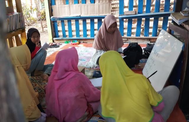 Mahasiswa STAI Nur El Ghazy Berkarya Untuk Bekasi