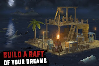 RAFT Original Survival Game MOD APK Offline