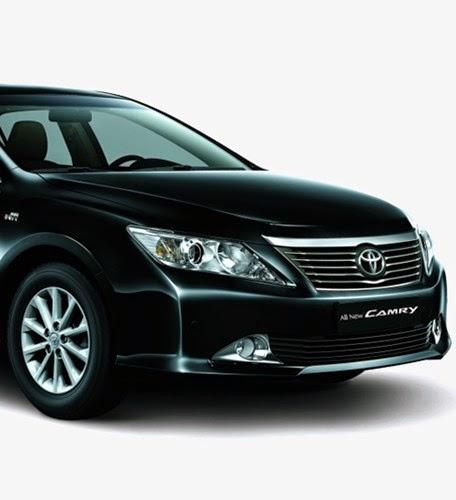 camry mobil hybrid terbaik di indonesia