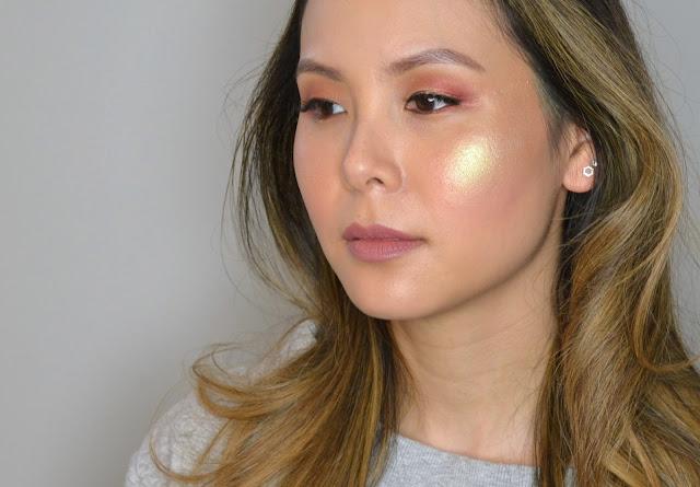 Natasha Denona Diamond & Blush Palette in Citrus Review