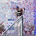 Para Maison Mumm y Usain Bolt el New York ePrix fue una oportunidad para atreverse, ganar y celebrar