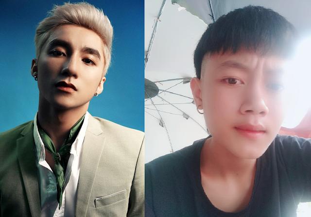 """2x Phú Thọ gây sốt vì có vẻ ngoài hệt như anh em song sinh với """"ca sĩ triệu views"""" Sơn Tùng M-TP"""