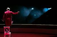 Ringmaster Photo by Mark Williams on Unsplash
