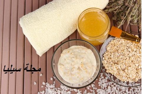 أشهر المقشرات الطبيعيَّة التي تستعملها المرأة السعوديَّة