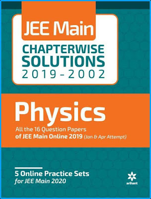 Arihant JEE Main Physics Chapterwise Solved Papers
