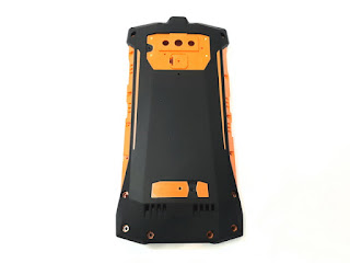 Tulang Back Casing Doogee S80 New Original Doogee Back Cover