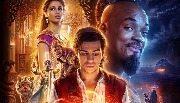 Aladdin Movie 1st Day Box Office in India, Budget, Screen Count, Hit or Flop, Wiki details: It saw decent opening in India