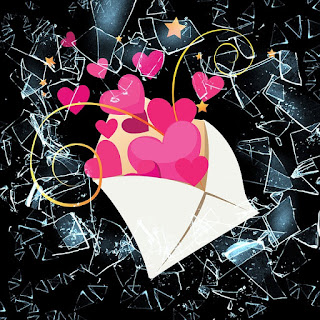 pic with hearts bursting out of envelope