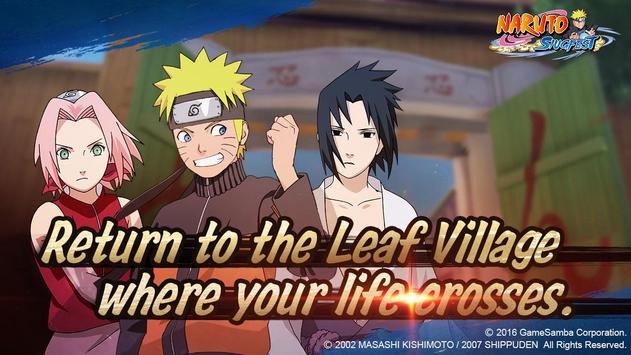 Update Informasi Terbaru Game Naruto Slugfest