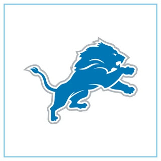 Detroit Lions Logo - Free Download File Vector CDR AI EPS PDF PNG SVG