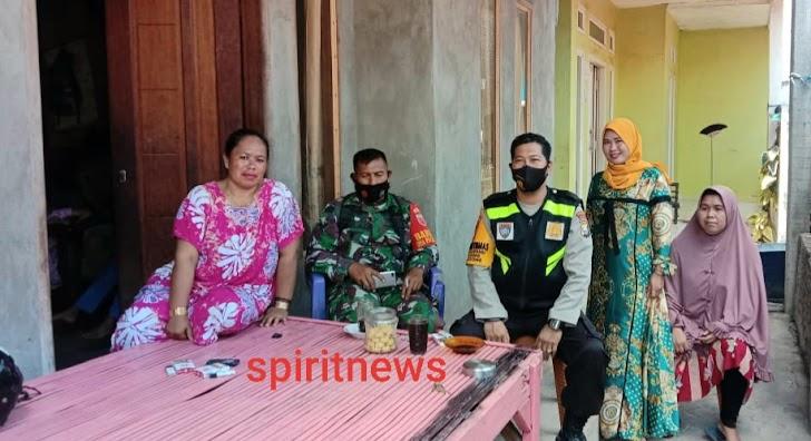 Bhabinkamtibmas Desa Pa'lalakkang Dan Kalukuang, Sosialisasi Perbup Takalar No. 25 Tahun 2020