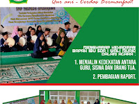 Desain Undangan Orang Tua SMP Yasmida Ambarawa