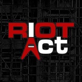 Το λογότυπο των Riot Act
