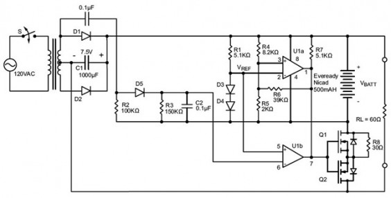 Prolong Your Battery Life using MOSFETs in the Battery Backup Circuit